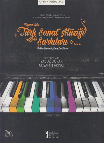 Piyano İçin Türk Sanat Müziği Şarkıları %10 indirimli Kolektif