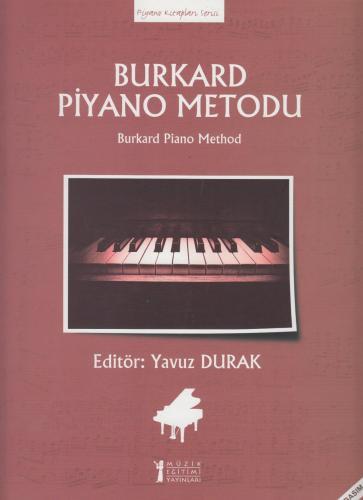 Burkard Piyano Metodu %10 indirimli Kolektif
