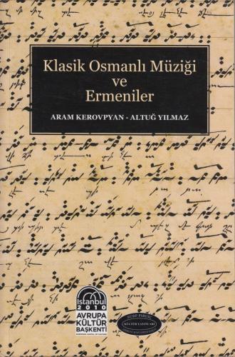 Klasik Osmanlı Müziği ve Ermeniler