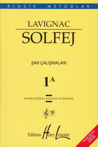 Lavignac Solfej 1A (Büyük Boy)
