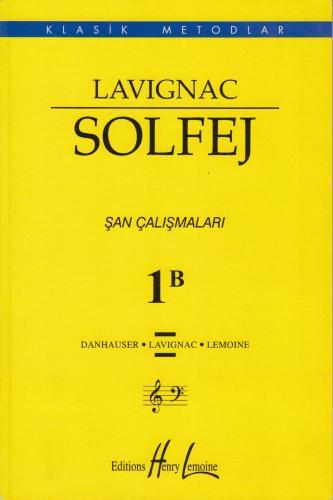 Lavignac Solfej Şan Çalışmaları 1B