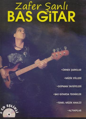 Bas Gitar/Zafer Şanlı %10 indirimli Zafer Şanlı
