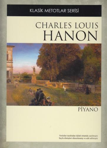 Charles Louis Hanon Piyano %10 indirimli Charles Louis Hanon