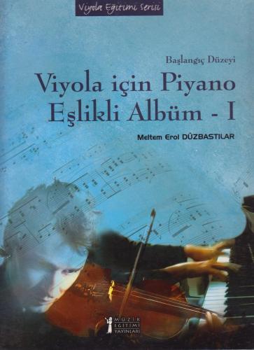 Viyola için Piyano Eşlikli Albüm -1