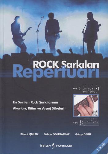 Rock Şarkıları Repertuarı Bülent İşbilen