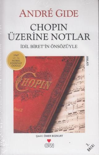 Chopin Üzerine Notlar (CD'li) %10 indirimli Andre Gide