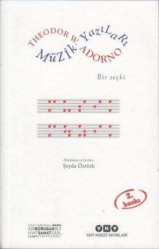 Müzik Yazıları %10 indirimli Theodor W. Adorno