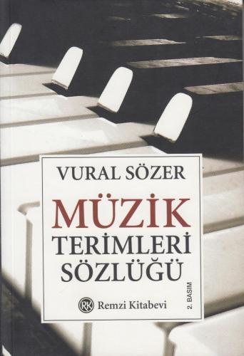 Müzik Terimleri Sözlüğü Vural Sözer
