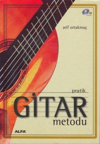 Pratik Gitar Metodu (CD'li) %10 indirimli Arif Ortakmaç