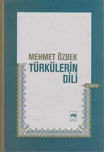 Türkülerin Dili %10 indirimli Mehmet Özbek