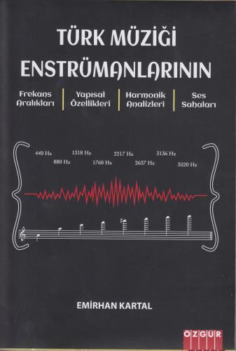 Türk Müziği Enstrümanlarının Frekans Aralıkları %10 indirimli Emirhan
