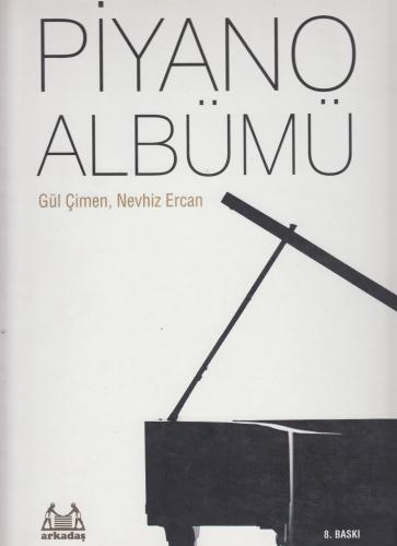 Piyano Albümü %10 indirimli Nevhiz Ercan