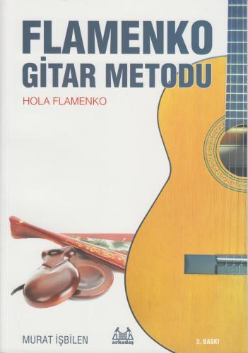 Flamenko Gitar Metodu %10 indirimli Murat İşbilen