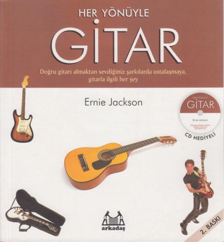 Her Yönüyle Gitar (CD'li) %10 indirimli Ernie Jackson