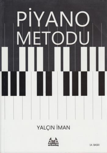 Piyano Metodu %10 indirimli Yalçın İman