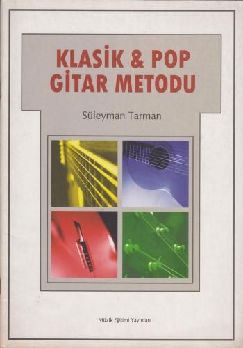 Klasik & Pop Gitar Metodu