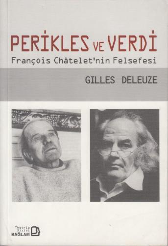 Perikles ve Verdi %10 indirimli Gilles Deleuze