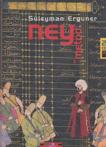 Ney Metod %10 indirimli Süleyman Erguner