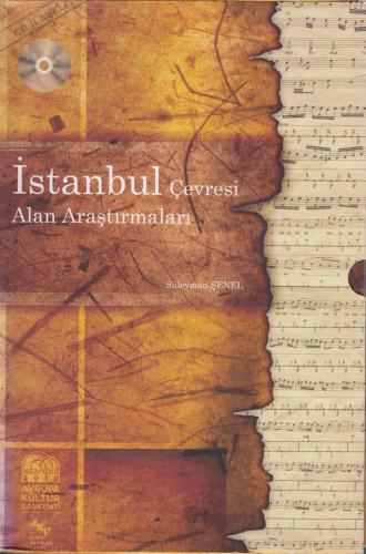 İstanbul Çevresi Alan Araştırmaları 2 Cilt