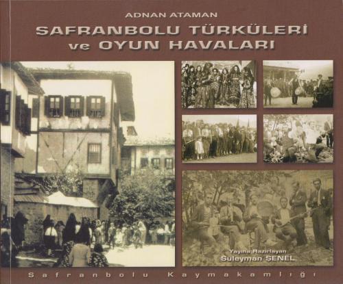 Safranbolu Türküleri Ve Oyun Havaları %10 indirimli Adnan Ataman