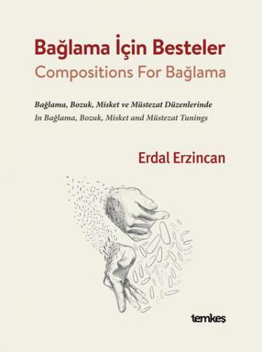 Bağlama İçin Besteler / Erdal Erzincan (CD'li)