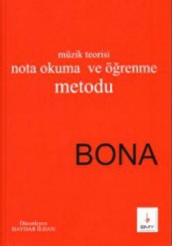 Bona Müzik Teorisi Notları %10 indirimli Haydar İldan