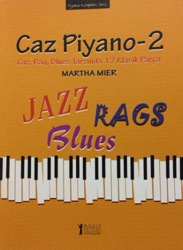 Caz Piyano - 2 %10 indirimli Martha Mier