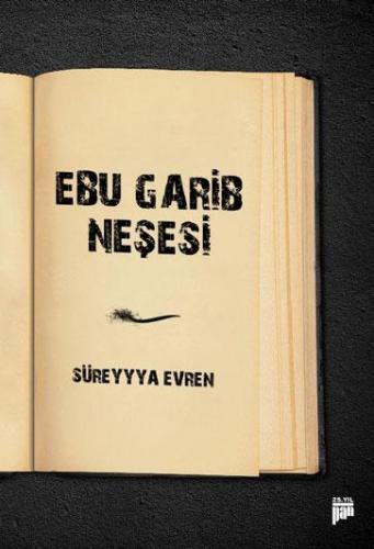 Ebu Garib Neşesi %20 indirimli Süreyyya Evren