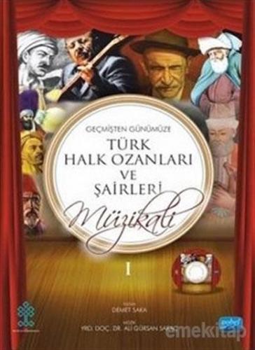 Geçmişten Günümüze Türk Halk Ozanları ve Şairleri Müzikali Ali Gürsan