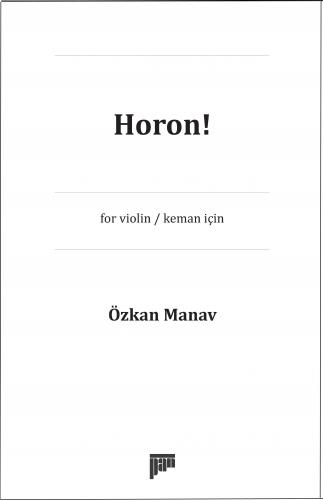 Horon! Özkan Manav