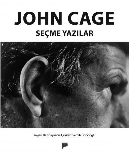 John Cage Seçme Yazılar %20 indirimli John Cage