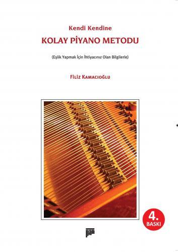 Kendi Kendine Kolay Piyano Metodu Filiz Kamacıoğlu