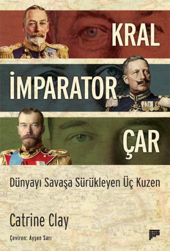 Kral, İmparator, Çar Catrine Clay