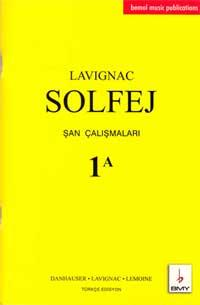 Lavignac Solfej 1A