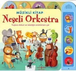 Müzikli Kitap Neşeli Orkestra