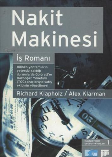 Nakit Makinesi İş Romanı