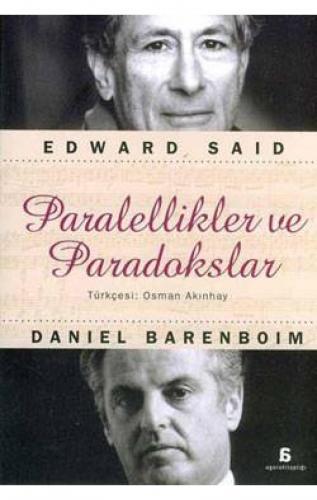 Paralellikler ve Paradokslar %10 indirimli Edward W. Said