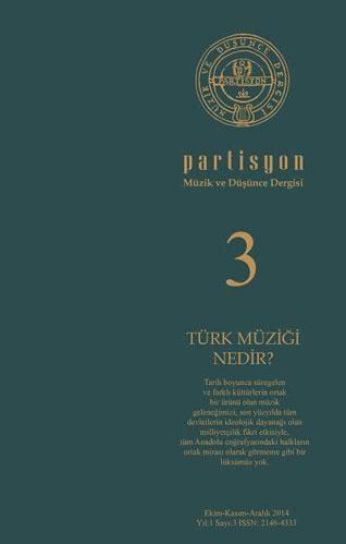 Partisyon Sayı:3 (Ekim-Kasım-Aralık 2014)