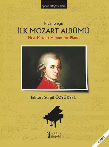 Piyano İçin İlk Mozart Albümü