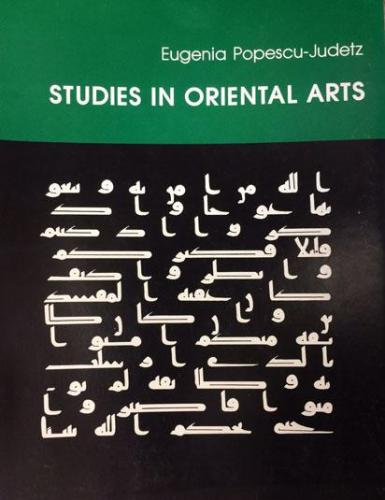 Studies In Oriental Arts