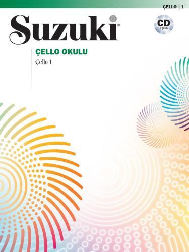 Suzuki Çello Okulu 1 - CD eşlikli %10 indirimli Shinichi Suzuki