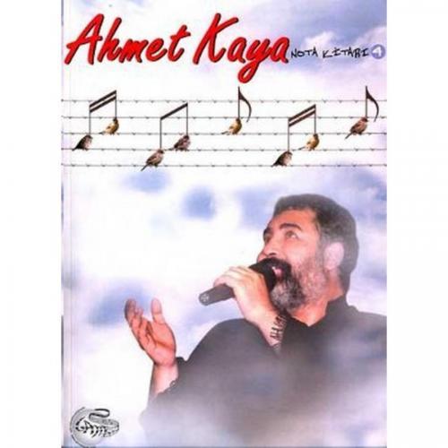 Ahmet Kaya Nota Kitabı 4 %10 indirimli Serkan Yıldız