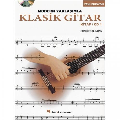 Modern Yaklaşımla Klasik Gitar %10 indirimli Charles Duncan