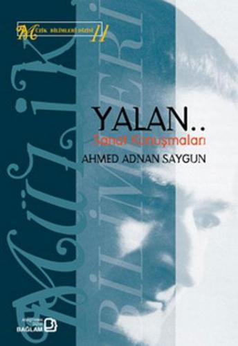 Yalan %10 indirimli Ahmet Adnan Saygun