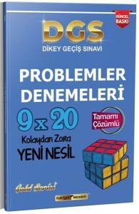 Kariyer Meslek 2021 DGS 9X20 Çözümlü Yeni Nesil Problemler  Deneme Sınavı