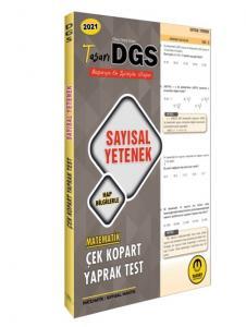 Tasarı 2021 DGS Sayısal Yetenek Yaprak Test