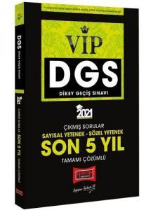 Yargı 2021 DGS VIP Sayısal-Sözel Yetenek Son 5 Yıl Tamamı Çözümlü Çıkmış Sorular