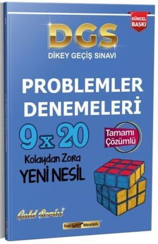 Kariyer Meslek 2021 DGS 9X20 Çözümlü Yeni Nesil Problemler Deneme Sına