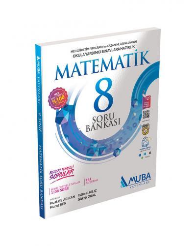 8. Sınıf Matematik Soru Bankası Muba Komisyon