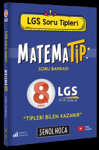 LGS MatemaTİP Soru Bankası Şenol Hoca Komisyon